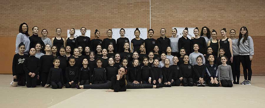 Masterclass gimnasia