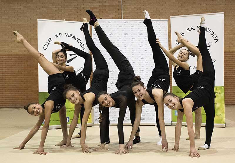 Masterclass de gimnasia ritmica