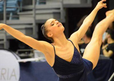 torneo viravolta jael gimnasta