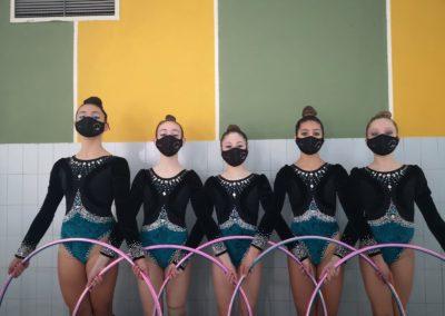 gimnasia rítmica infantiles